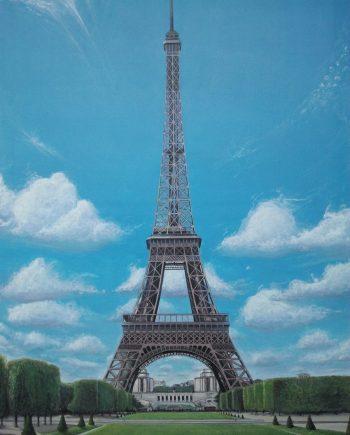 Tour Eiffel 80