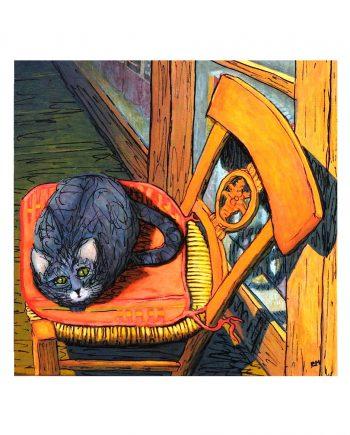 N°3 le chat Be-Bop