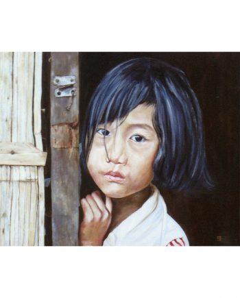 N°4 Karen en pays Thai 65x81