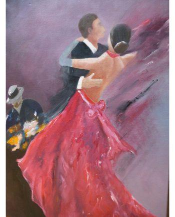 N°2 Danseurs de Tango
