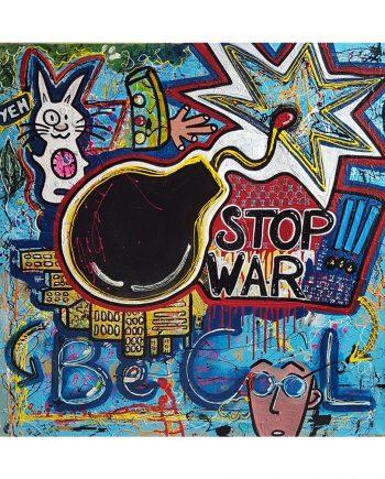 N°13 Stop war