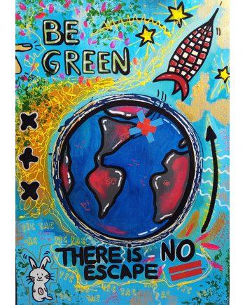 N°6 Be green
