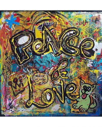 N°8 peace & love