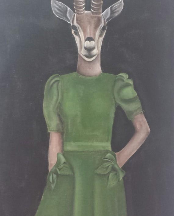 N-¦11 Rapha+½lle la gazelle